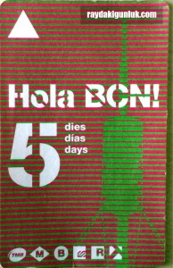 bcn travel card